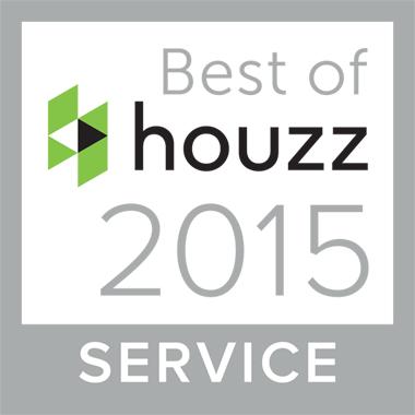 Serquis + Associates wins Best of Houzz Service 2015 Award