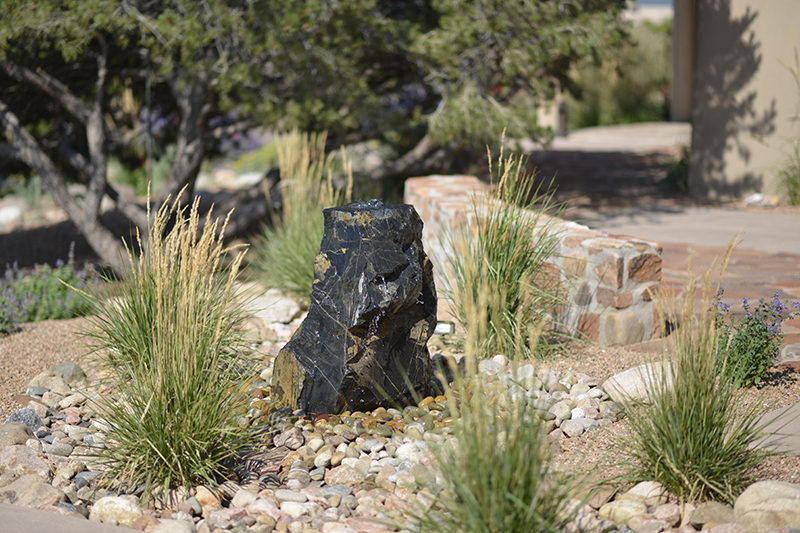new mexico landscape sculpture serquis