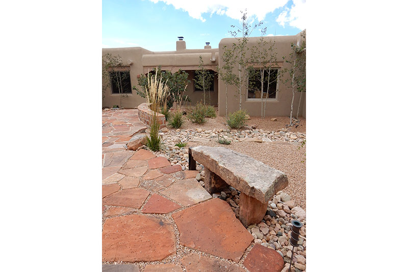 stone benches landscape architecture serquis