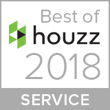 Serquis + Associates wins Best of Houzz Service 2018 Award