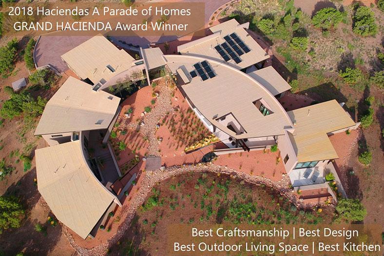 award winning hacienda parade of homes